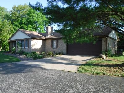 Highland County Single Family Home For Sale: 4330 Custer Road