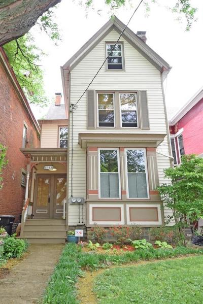 Cincinnati Single Family Home For Sale: 1543 Pullan Avenue