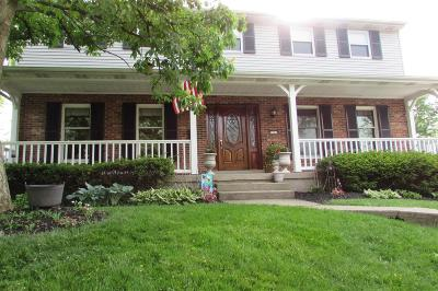 Colerain Twp Single Family Home For Sale: 7261 Applevalley Court