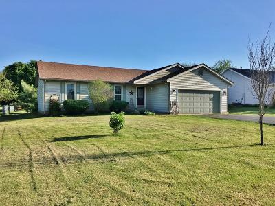 Preble County Single Family Home For Sale: 44 Viking Drive