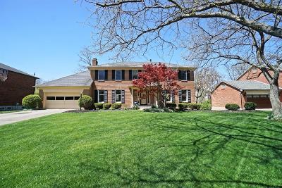 Hamilton County Single Family Home For Sale: 10088 Crosier Lane