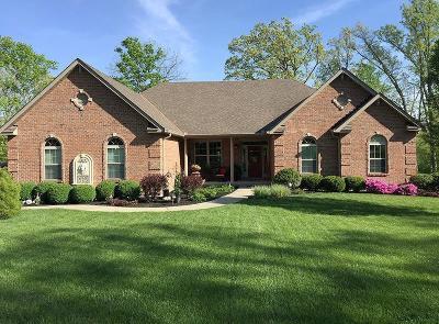 Butler County Single Family Home For Sale: 5560 Fields Ertel Road