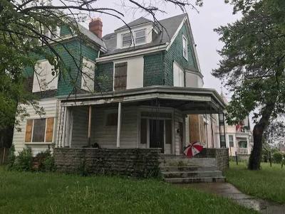 Cincinnati Multi Family Home For Sale: 1926 Clarion Avenue