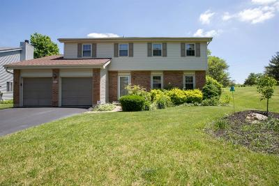 West Chester Single Family Home For Sale: 5571 Whitetail Circle