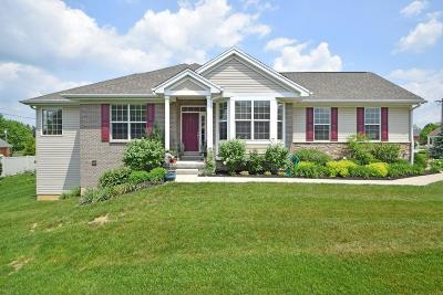 Clermont County Condo/Townhouse For Sale: 812 Town Scapes Court