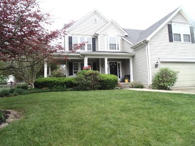Hamilton Single Family Home For Sale: 951 Hamlin Drive
