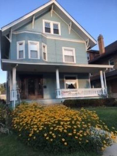 Cincinnati Single Family Home For Sale: 3564 Edwards Road