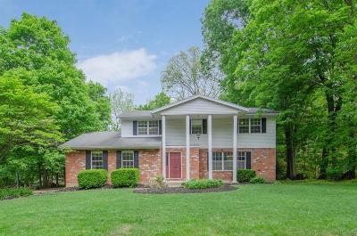 Fairfield Single Family Home For Sale: 758 Story Drive