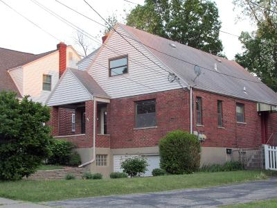 Cheviot Multi Family Home For Sale: 4049 Homelawn Avenue