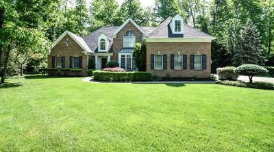 Hamilton County Single Family Home For Sale: Brittany Woods Lane