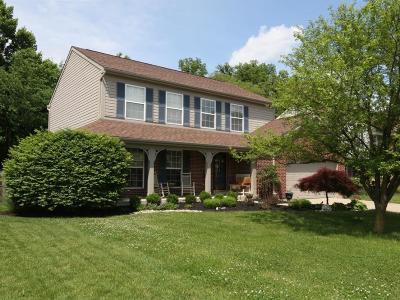 Hamilton Single Family Home For Sale: 6532 Waverly Park