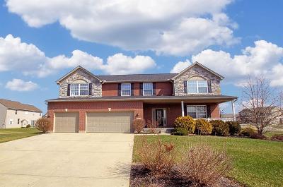 Warren County Single Family Home For Sale: 3650 Pinnacle Lane