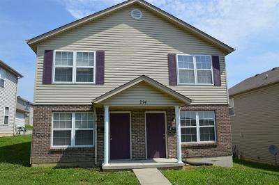 Hamilton Multi Family Home For Sale: 214 Rhea Avenue
