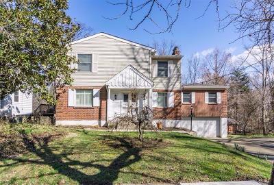 Cincinnati Single Family Home For Sale: 344 Amazon Avenue