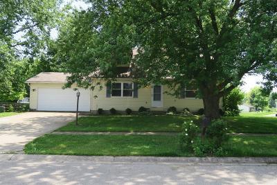 Liberty Twp Single Family Home For Sale: 7649 Kimball Drive