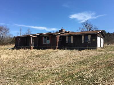 Wayne Twp OH Single Family Home For Sale: $58,000