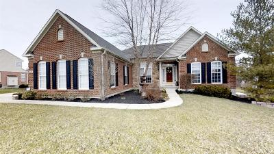 Warren County Single Family Home For Sale: 527 Sage Run Drive