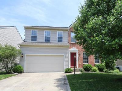 Hamilton Single Family Home For Sale: 5533 Appaloosa Circle