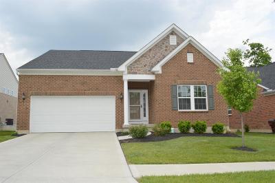 Hamilton Single Family Home For Sale: 5271 Venetian Way