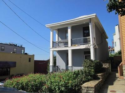 Cincinnati Single Family Home For Sale: 1039 St Gregory Street