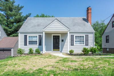 Green Twp Single Family Home For Sale: 4582 School Section Road