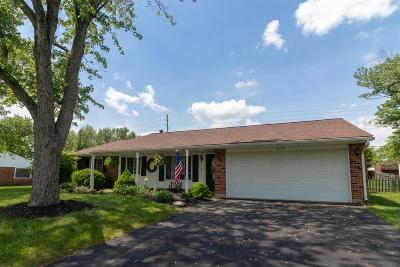 Crosby Twp, Harrison Twp, Miami Twp, Whitewater Twp, Morgan Twp, Ross Twp Single Family Home For Sale: 7409 Mohawk Trail
