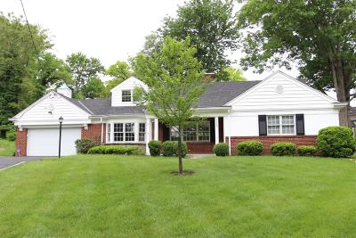 Cincinnati Single Family Home For Sale: 1000 Urbancrest Place