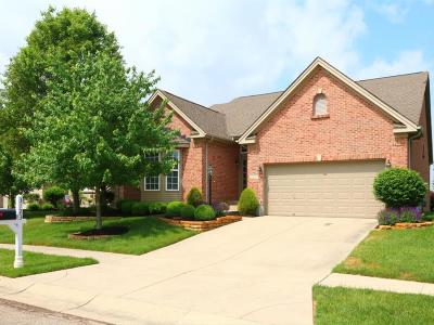 Fairfield Single Family Home For Sale: 3123 Schaffers Run Court