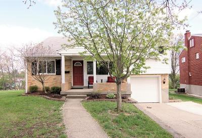 Green Twp Single Family Home For Sale: 5440 Green Acres Court
