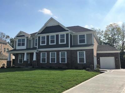 Warren County Single Family Home For Sale: 3467 Hudson Hills Lane #30