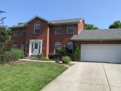 West Chester Single Family Home For Sale: 6058 Beckett Station Court
