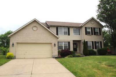 Fairfield Single Family Home For Sale: 5537 Shady Meadows Drive
