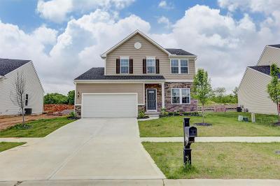 Hamilton Single Family Home For Sale: 2727 Unbridled Way