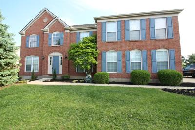 West Chester Single Family Home For Sale: 6259 Hedgerow Drive