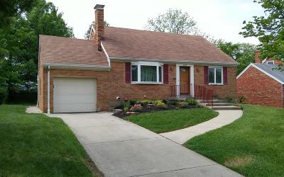 Green Twp Single Family Home For Sale: 3643 Shortridge Circle