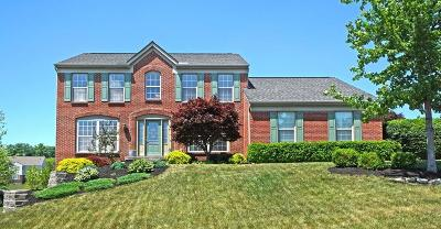 West Chester Single Family Home For Sale: 4480 Tylers Knoll Drive