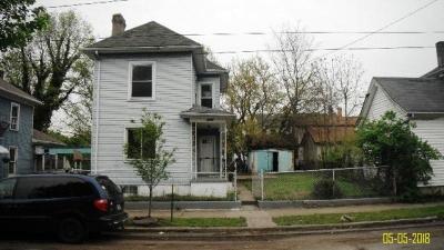 Hamilton Single Family Home For Sale: 1236 Lane Street