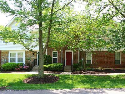 Montgomery Condo/Townhouse For Sale: 8083 Hetz Drive