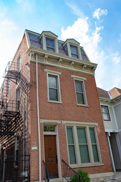 Cincinnati Condo/Townhouse For Sale: 2121 Deerfield Street #2