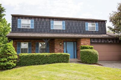 Cincinnati Single Family Home For Sale: 1062 Fuhrman Road