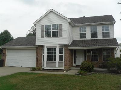Colerain Twp Single Family Home For Sale: 11863 Kittrun Court