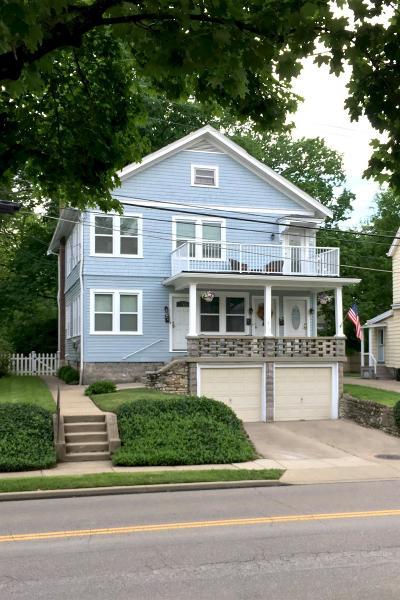 Cincinnati Multi Family Home For Sale: 3771 Isabella Avenue