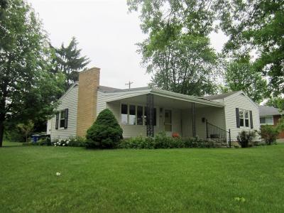 Hamilton Single Family Home For Sale: 698 Schwartz Drive