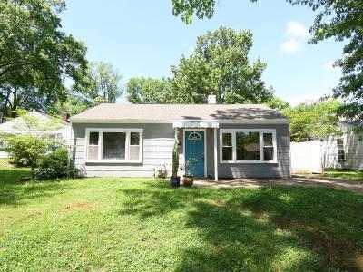 Cincinnati Single Family Home For Sale: 6504 Graf Drive