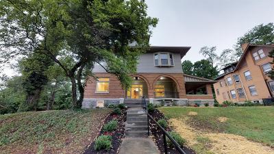 Cincinnati Single Family Home For Sale: 767 Clinton Springs Avenue