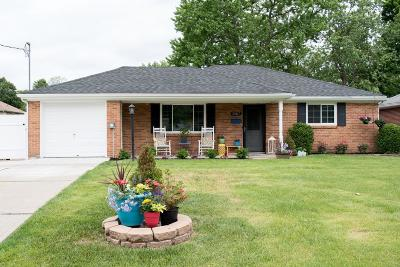 Cincinnati Single Family Home For Sale: 5567 Vogel