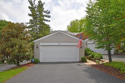 Cincinnati Condo/Townhouse For Sale: 3787 Ashworth