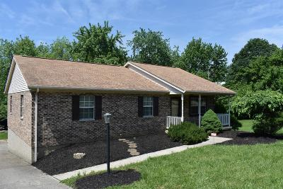 Colerain Twp Single Family Home For Sale: 3435 Blue Rock Road