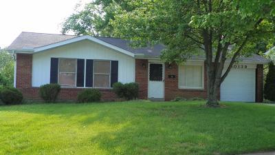Cincinnati Single Family Home For Sale: 10139 Sturgeon