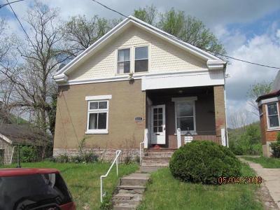 Cincinnati Single Family Home For Sale: 4111 Jerome Avenue